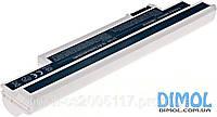 Aккумуляторная батарея Acer Aspire One 532h 533h AO532h AO533h eMachines eM350 series 5200mAh white 11.1 v