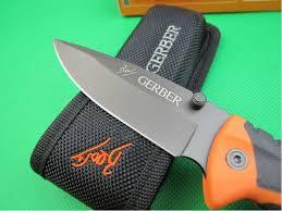 """Нож складной классический """"Gerber"""" копия"""