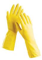 Перчатки желтые Hozzi Латексные 1 пара