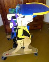 Вертикализатор для реабилитации детей с ДЦП Jenx Rex Stander