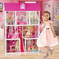 Кукольный домик с мебелью 66885