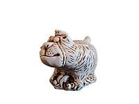 Кот в бескозырке (Статуэтки Мраморная крошка)