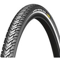 Покрышка Michelin PROTEK CROSS MAX 700x40C 22TPI черн., светоотраж. полоса 950g