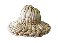 Шляпа соломенная сувенирная (Из соломы)