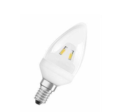 Лампа LED STAR CLASSIC B 15 2 W / 827 E14 OSRAM