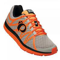 Беговая обувь PEARL IZUMI EM ROAD M2, оранж/серая разм 9.5/27.5cm/EU43.0