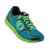 Беговая обувь PEARL IZUMI EM ROAD M3, синяя/зелен разм 9.5/27.5cm/EU43.0