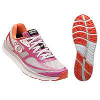 Беговая обувь женская PEARL IZUMI W EM ROAD M2 v3, сер/розовый, разм. 22.5см/EU37.0