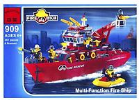 "Конструктор ""Brick"" ""Пожарная охрана"" 909"