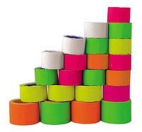 Ценник TCBIL 30*50 мм.  10,00 метра прямоугольный 200 штук ролик (зеленый)