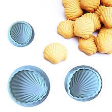 Набор плунжеров для песочного теста или мастики