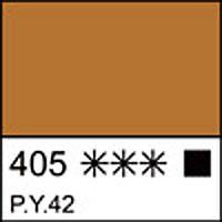 Краска акриловая художественная ЛАДОГА, сиена натуральная, 46мл ЗХК