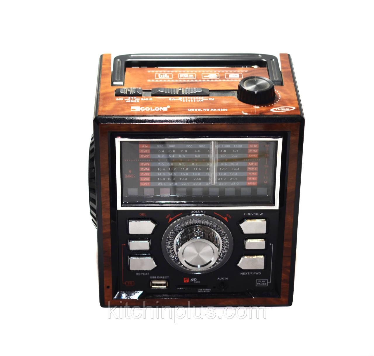 Радіоприймач Golon RX-9300