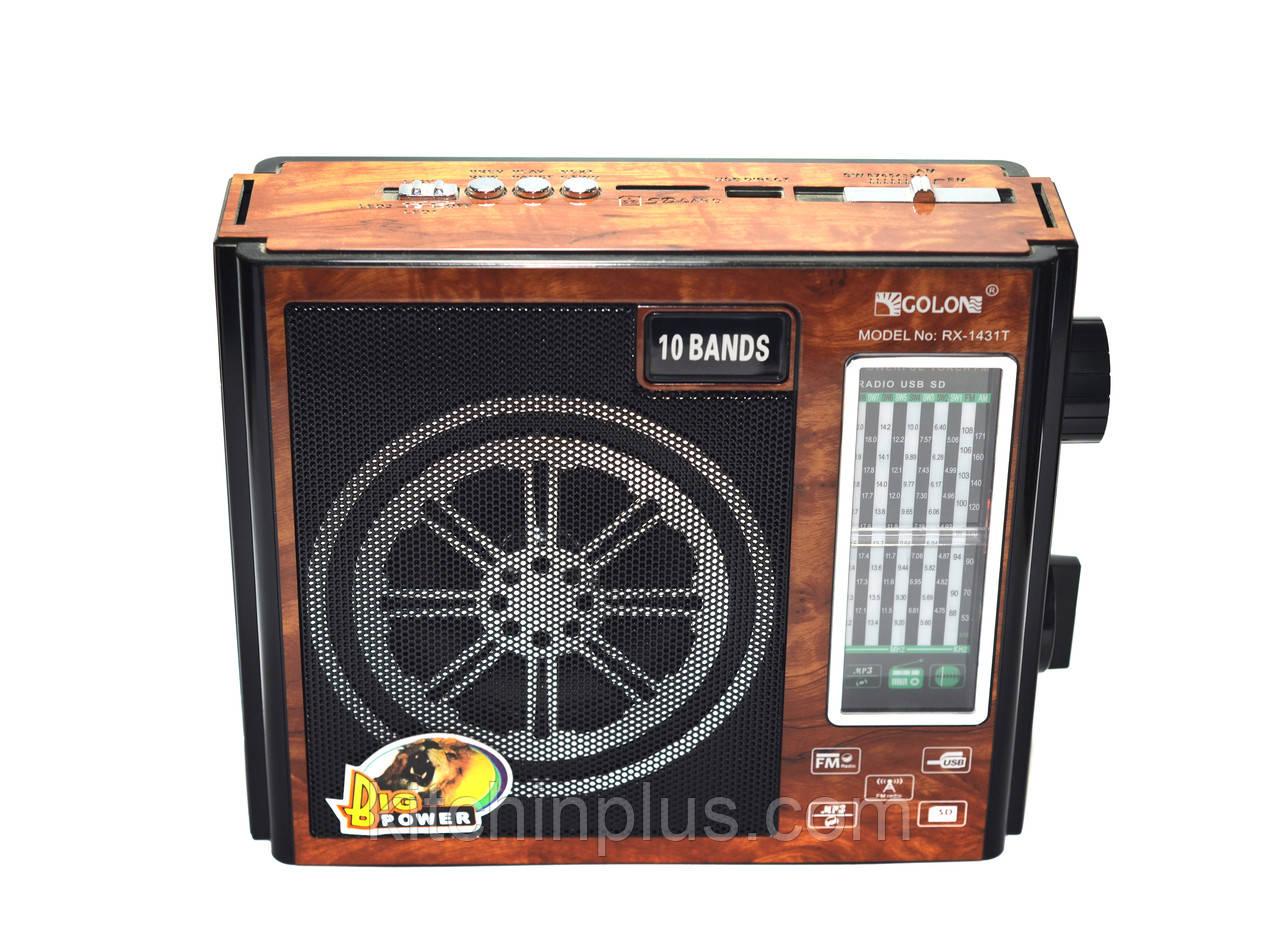 Радиоприемник Golon RX-1431Т
