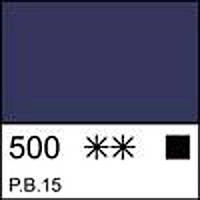 Краска темперная МАСТЕР-КЛАСС голубая ФЦ 46 мл. ЗХК 351796 Невская палитра
