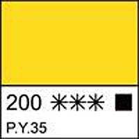 Краска темперная МАСТЕР-КЛАСС кадмий желтый светлый, 46мл ЗХК