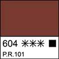 Краска темперная МАСТЕР-КЛАСС капут-мортуум 46 мл. ЗХК 351799 Невская палитра