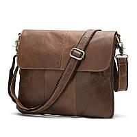 Мужская кожаная сумка. Модель 63234, фото 2