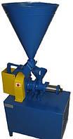 Экструдер зерновой для кормов шнековый 380 В. 6,5 кВт. КЭШ-3 45 кг/час.