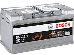 Аккумулятор BOSCH 95 Ah (Бош) 95 Ампер BO 0092S5A130