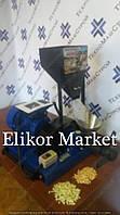 Экструдер зерновой для кормов шнековый ЄГК30кг/час