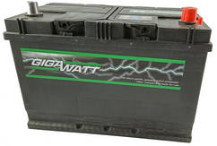 Аккумулятор GIGAWATT 91 Ah (Гигават) 91 Ампер GW 0185759100