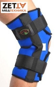 бандаж ортез на коленный сустав