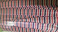 Бейка-резинка (стрейчевая бейка) с рисунком, 1,5 см, 30 ярд/уп, 6