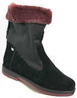 Ботинки замшевые большие размеры от производителя СП - 07