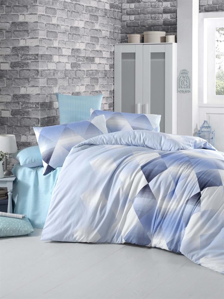 4c656b000ff0 Постельное белье LIGHTHOUSE бязь голд PETEK голубое , цена 659,28 ...