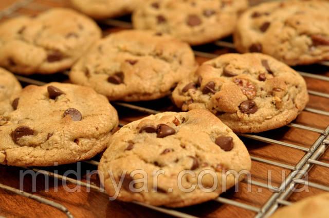 Класичне печиво з шоколадом