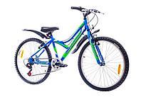 """Велосипед спортивный Flint 24"""" для детей, подростка"""