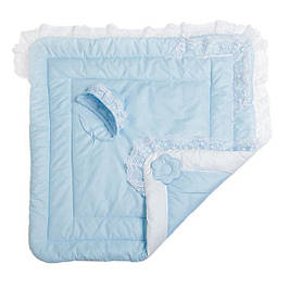 Дитячі пледи-покривала, рушники, куточки для купання.