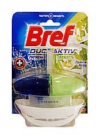 Чистящее средство для унитаза Bref Duo-Aktiv Лайм и Мята (подвесной блок) - 50 мл.