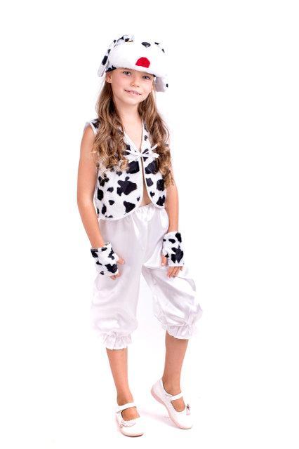 Карнавальный костюм для девочки Далматинец