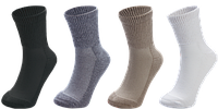 Носки ортопедические Chitosan white L