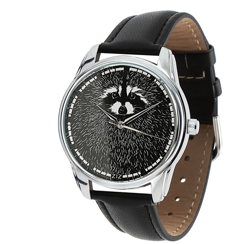 Часы Енот