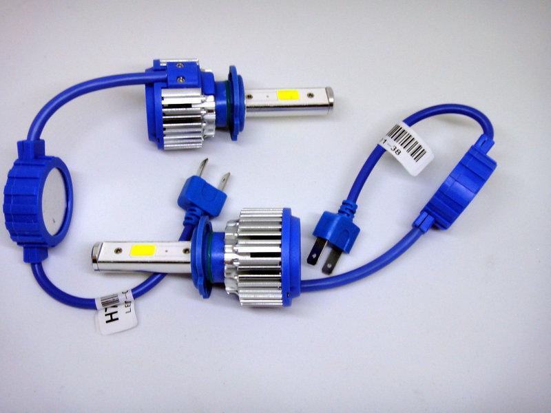 Светодиодные лампы H7 48W 6000K CREE 360 градусов