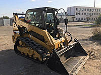 Услуги экскаватора-погрузчика Caterpillar 259D
