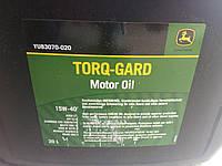 Масло JD Torq-Gard 15W-40 моторное (200л)
