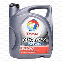 Масло моторное Total Quartz INEO MC3 5W30 (5л.) Dexos2