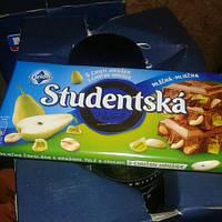 Шоколад ORION Studentska ассортимент 180г
