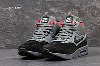 Зимние кроссовки Nike Air Max 87 , серые