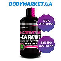 L-Carnitine + chrome 500 мл