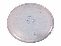 Тарелка для микроволновой печи Samsung Ø-255 мм под куплер +3 упора