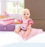 Кукла пупс Baby Annabell Беби Анабель Интерактивная кукла учится плавать оригинал Zapf Creation 700051