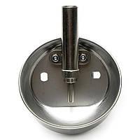 Чашечна поїлка з нержавіючої сталі для підсисних поросят, фото 1