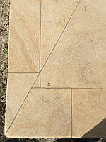 Плитка Песчаник Порезка под размер .