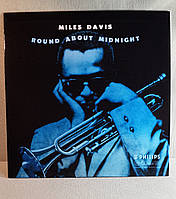CD диск Miles Davis - 'Round About Midnight, фото 1