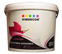 Шпаклевка HIMDECOR СК-30 - Акриловая финишная шпаклевка